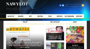 Strona www nawylot.pl