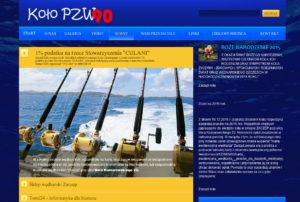 Strona koła PZW90