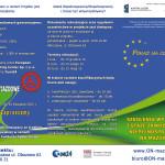 Ulotka projektu UE