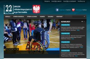 Strona www gimnazjum 22