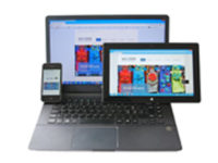Laptop, tablet i smartfon